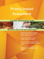 Privacy Impact Assessments Complete Self-Assessment Guide