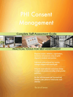 PHI Consent Management Complete Self-Assessment Guide