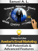 How to Use Aweber's Email Marketing Full Potentials & Advanced Features