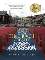 How The Church Creates Economic Recession