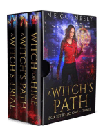 A Witch's Path Box Set