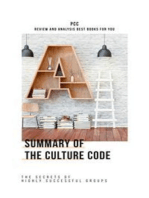 Summary of The Culture Code
