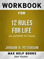 Workbook for 12 Rules for Life