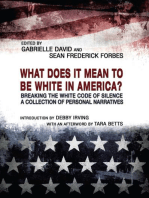 What Does it Mean to be White in America?