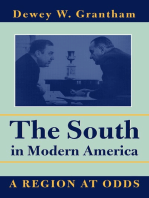 The South in Modern America