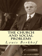 The Church and Social Problems