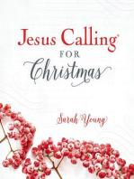 Jesus Calling for Christmas