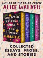 Collected Essays, Prose, and Stories