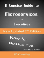 A Concise Guide to Microservices for Executive (Now for DevOps too!)
