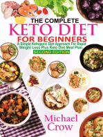 The Complete Keto Diet For Beginners
