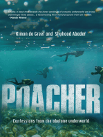 Poacher: Confessions from the abalone underworld