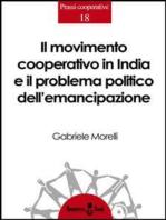 Il movimento cooperativo in India e il problema politico dell'emancipazione