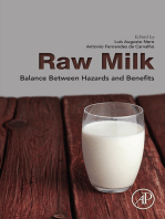 Raw Milk: Balance Between Hazards and Benefits
