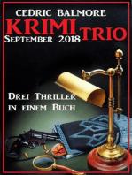 Krimi Trio September 2018
