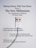 Making Money With Your Music Volume 3: The New Millennium