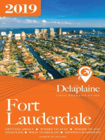 Fort Lauderdale -The Delaplaine 2019 Long Weekend Guide