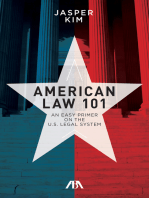 American Law 101: An Easy Primer on the U.S. Legal System