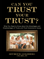 Can You Trust Your Trust?