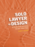 Solo Lawyer By Design