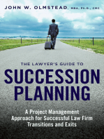 The Lawyer's Guide to Succession Planning