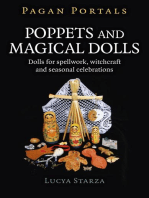 Pagan Portals - Poppets and Magical Dolls: Dolls for Spellwork, Witchcraft and Seasonal Celebrations