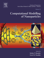 Computational Modelling of Nanoparticles