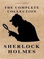 The Complete Sherlock Holmes ( AtoZ Classics )