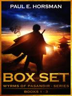 Wyrms of Pasandir, Box Set 1