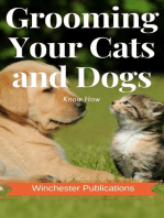 Grooming Your Cats and Dogs