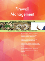 Firewall Management Complete Self-Assessment Guide