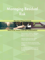 Managing Residual Risk Standard Requirements