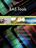 BAS Tools Standard Requirements