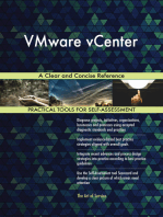 VMware vCenter A Clear and Concise Reference