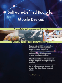 Software-Defined Radio for Mobile Devices Complete Self-Assessment Guide