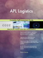 APL Logistics Complete Self-Assessment Guide