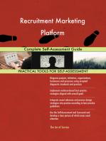 Recruitment Marketing Platform Complete Self-Assessment Guide