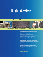 Risk Action Standard Requirements