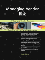 Managing Vendor Risk A Clear and Concise Reference