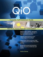 QiO Complete Self-Assessment Guide