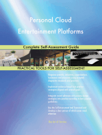 Personal Cloud Entertainment Platforms Complete Self-Assessment Guide