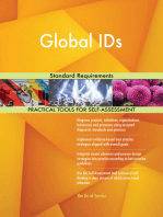 Global IDs Standard Requirements