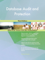 Database Audit and Protection Third Edition