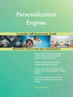 Personalization Engines Complete Self-Assessment Guide