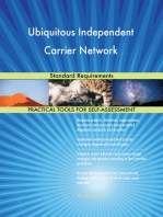 Ubiquitous Independent Carrier Network Standard Requirements