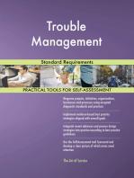 Trouble Management Standard Requirements