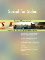 Social for Sales Standard Requirements