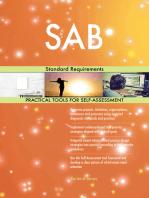 SAB Standard Requirements