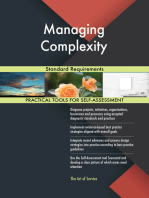 Managing Complexity Standard Requirements