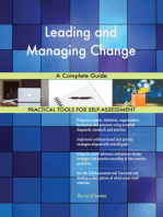 Leading and Managing Change A Complete Guide