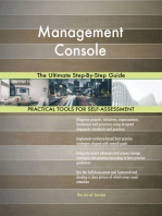 Management Console The Ultimate Step-By-Step Guide